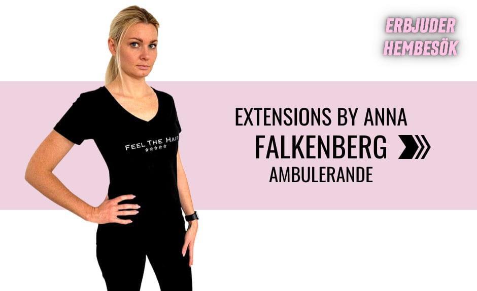 Välj stylist Anna i Falkenberg