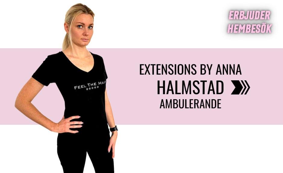 Välj stylist Anna i Halmstad