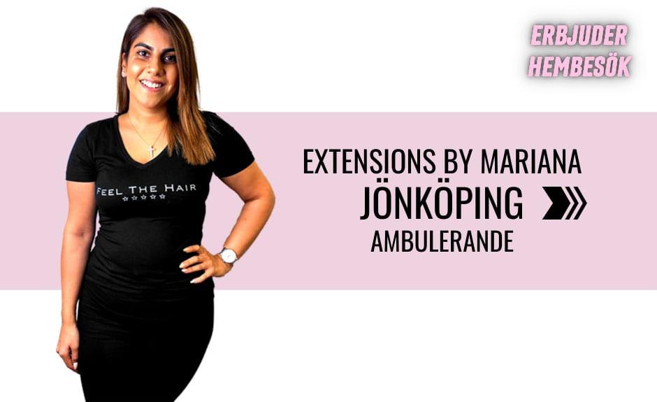 Välj stylist Mariana i Jönköping