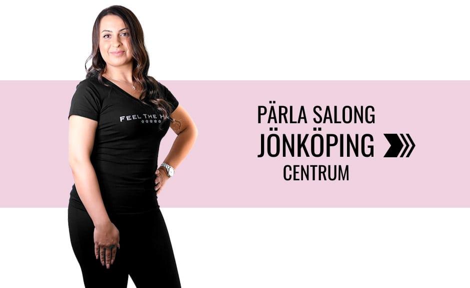 Välj salong pärla i Jönköping