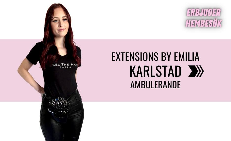 Välj stylist Emilia i Karlstad