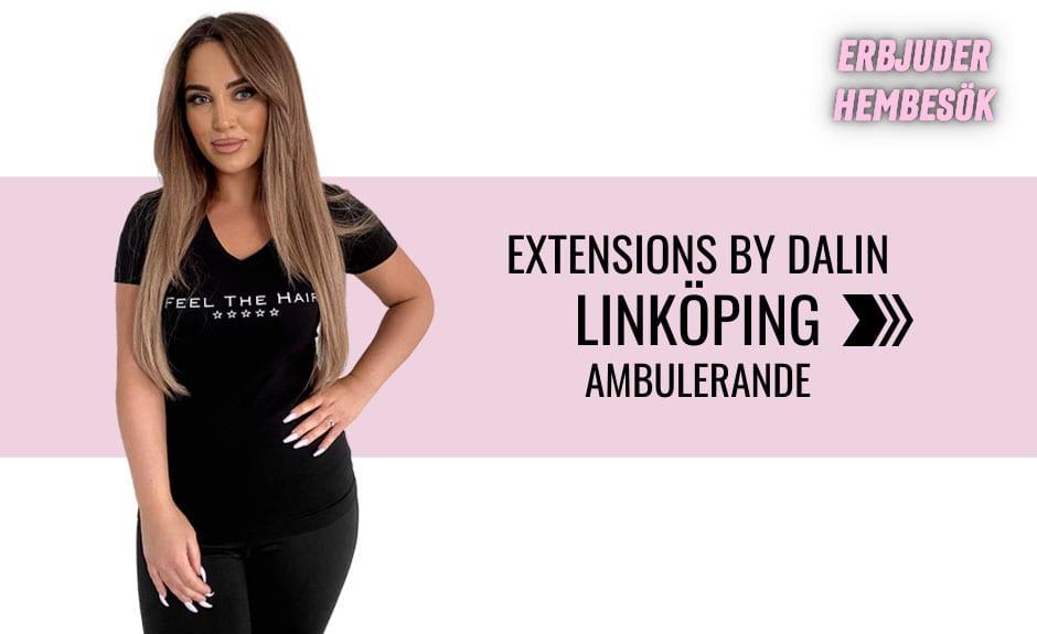 Välj stylist Dalin i Linköping