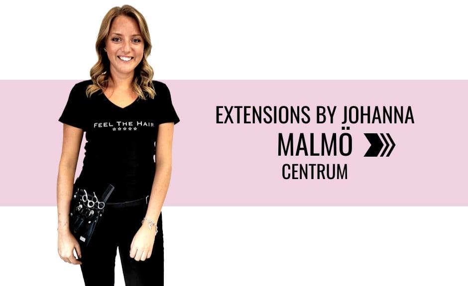 Välj stylist Johanna i Malmö