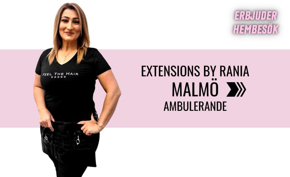 Välj stylist Rania i Malmö