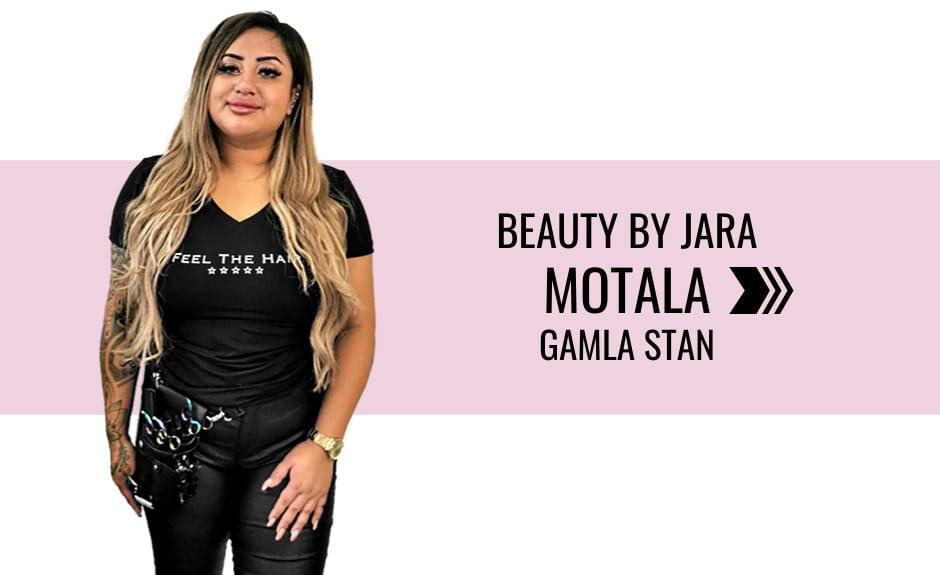 Välj stylist Jara i Motala