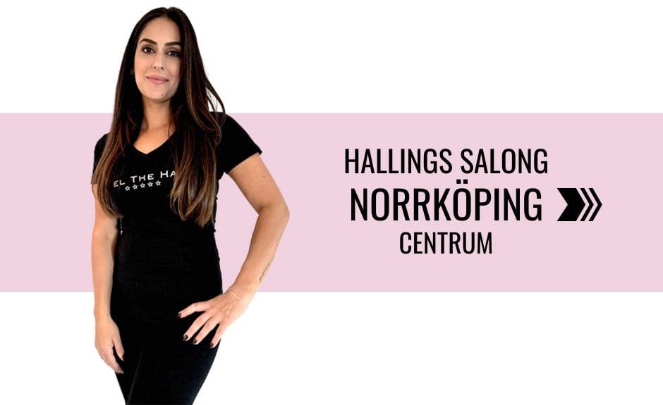 Välj stylist Sandra i Norrköping