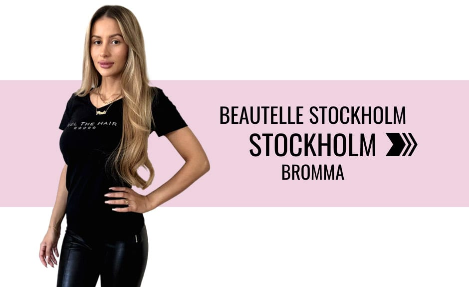 Välj stylist stylist Paola i Stockholm